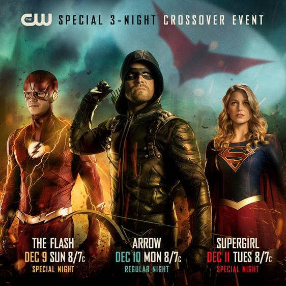Arrowverse Crossover