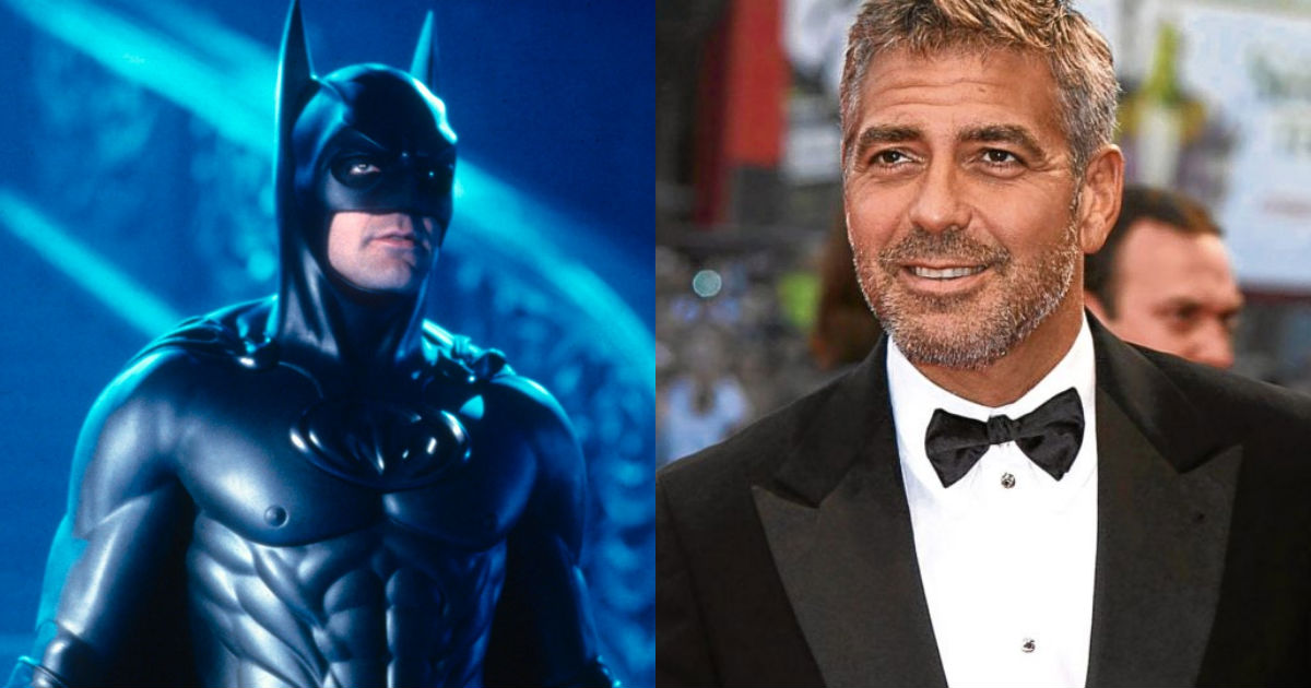 George Clooney Batman Ben Affleck