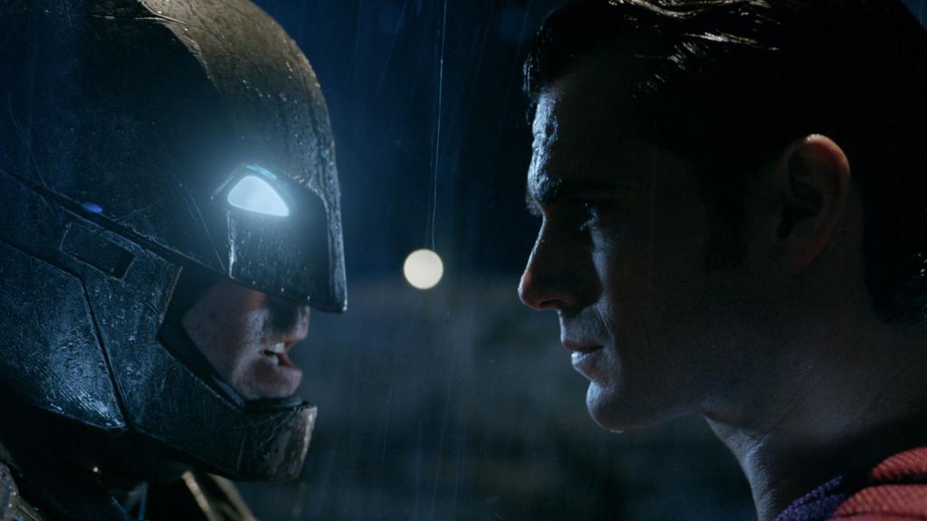 Batman vs Superman Fight Sequences