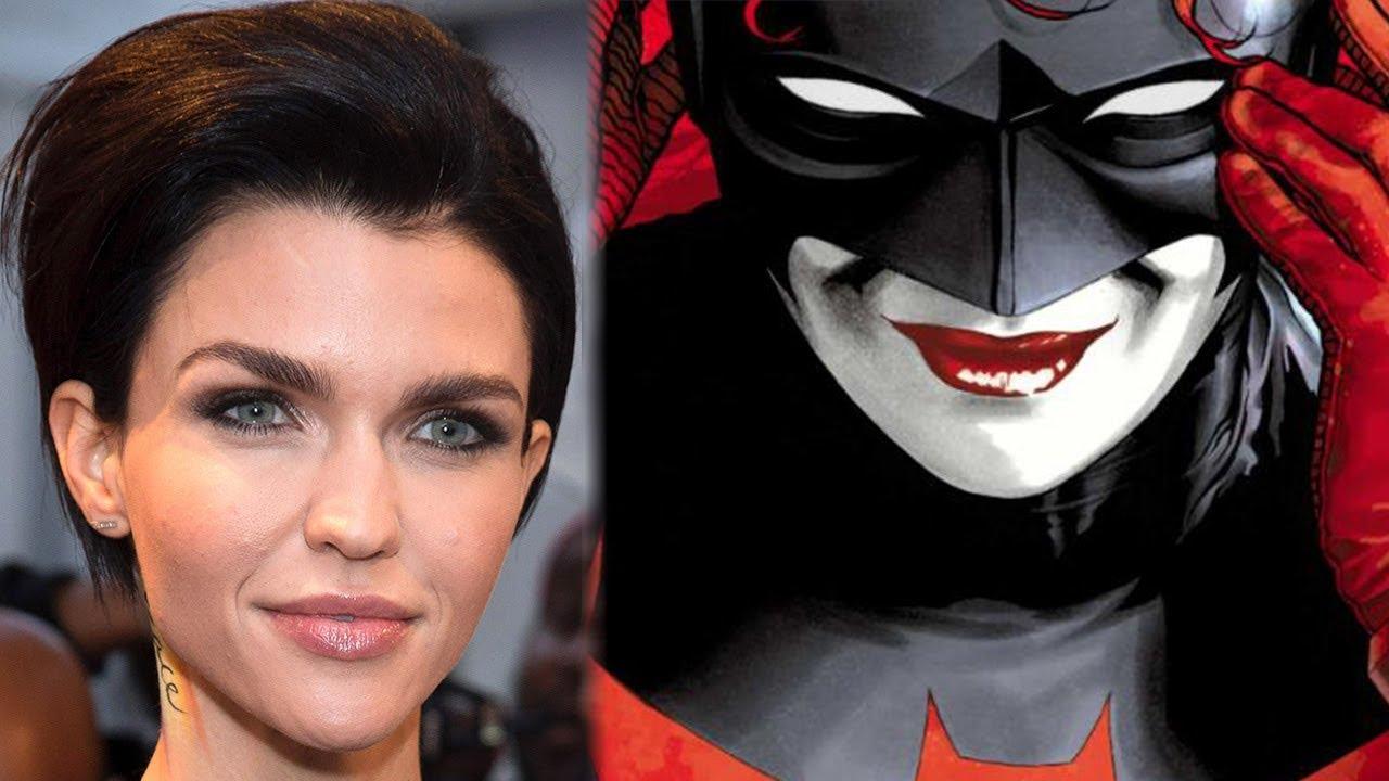 Ruby Rose Batwoman Suit Arrow Elseworlds