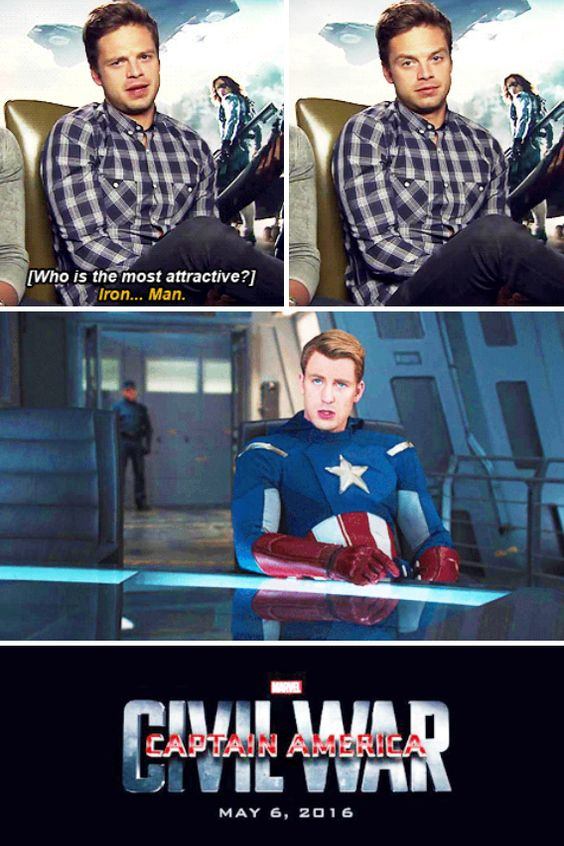 30 Hilarious Steve Rogers And Bucky Barnes Memes That Will