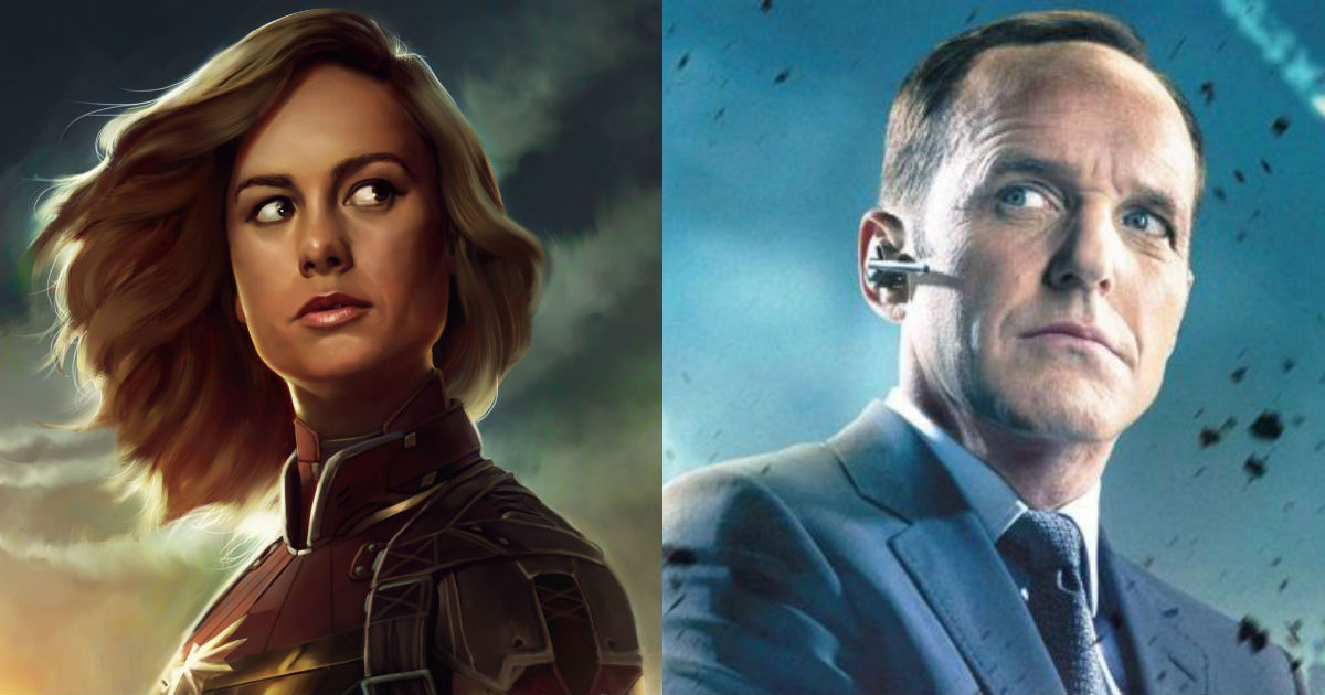 Photo of This Is A Brilliant Idea To Connect Coulson's Captain Marvel Stint With 'The Avengers'!