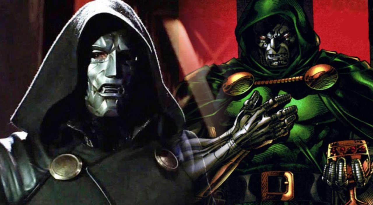 Avengers: Endgame Directors Doctor Doom Fantastic Four MCU