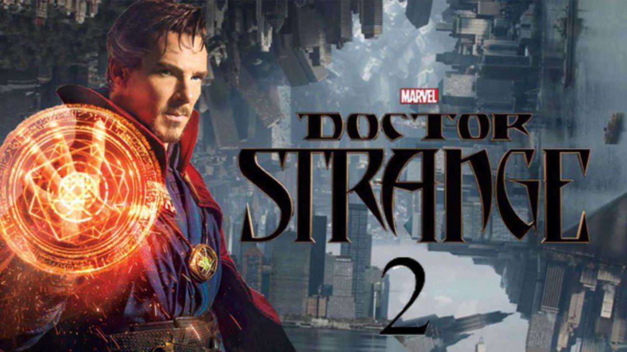 Doctor Strange 2 Scott Derrickson