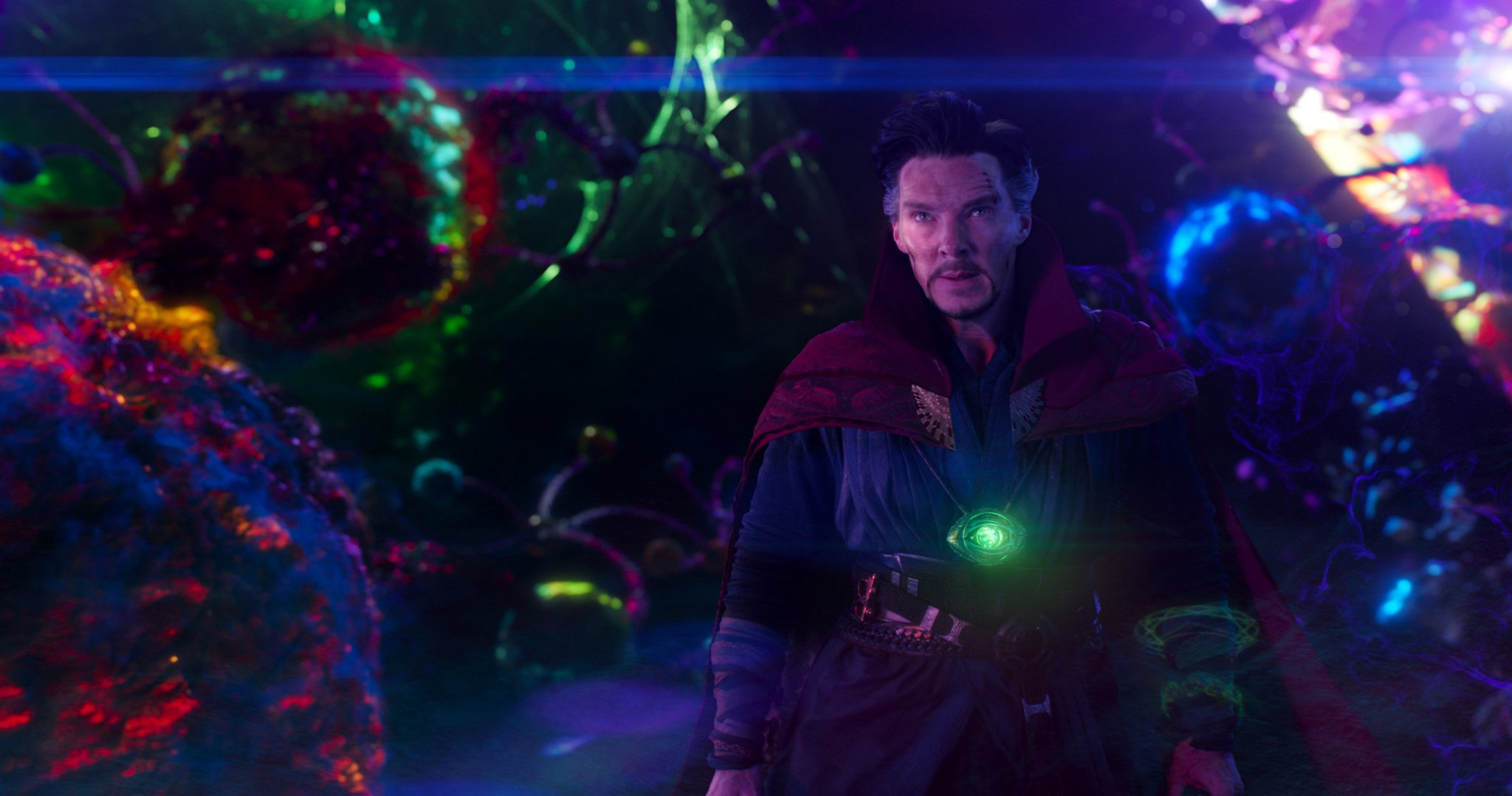 Doctor strange do without the time stone