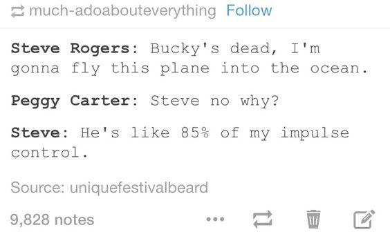 Steve Rogers And Bucky Barnes Memes