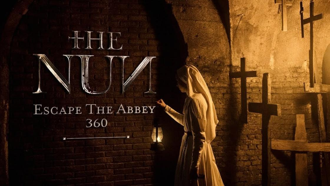 Photo of The New 360 Teaser for 'The Nun' will Horrify You to Death