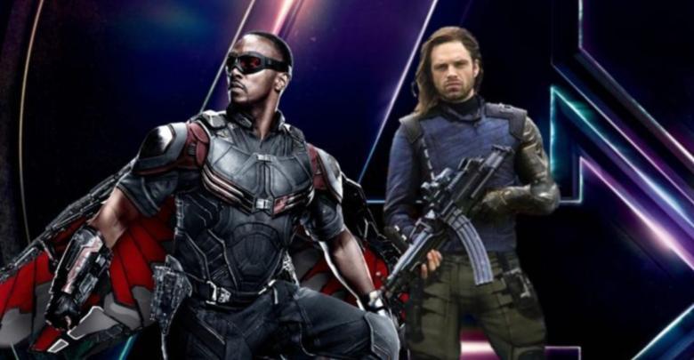 Falcon-Winter Soldier TV Series MCU
