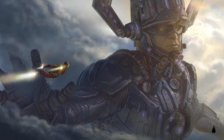 MCU Theory Galactus Power Stone