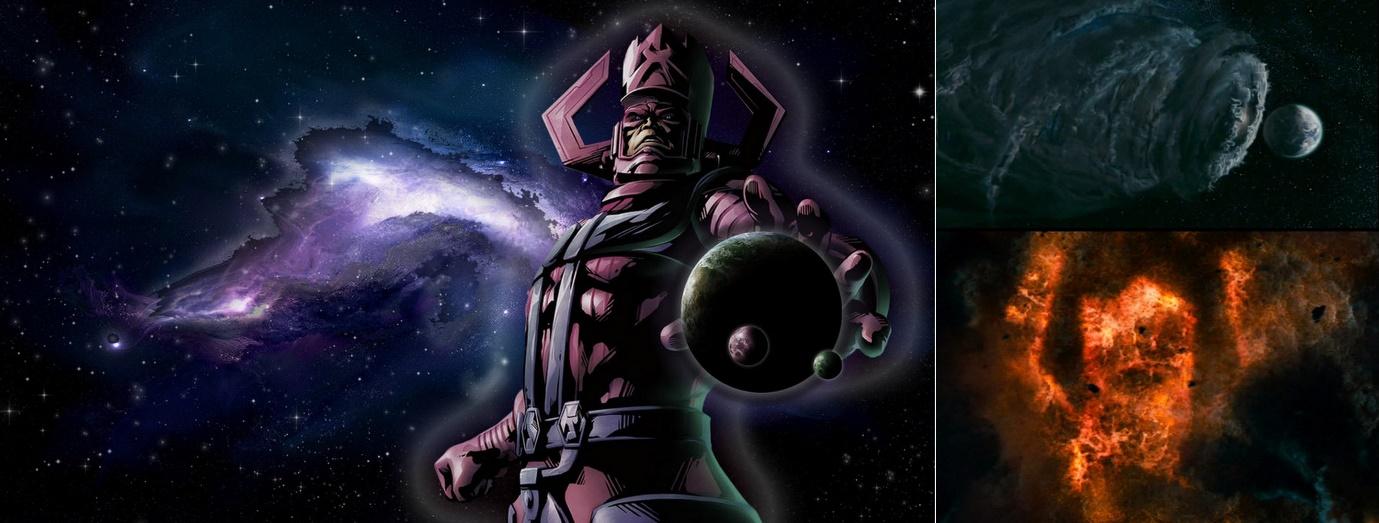 Powers of Galactus Marvel