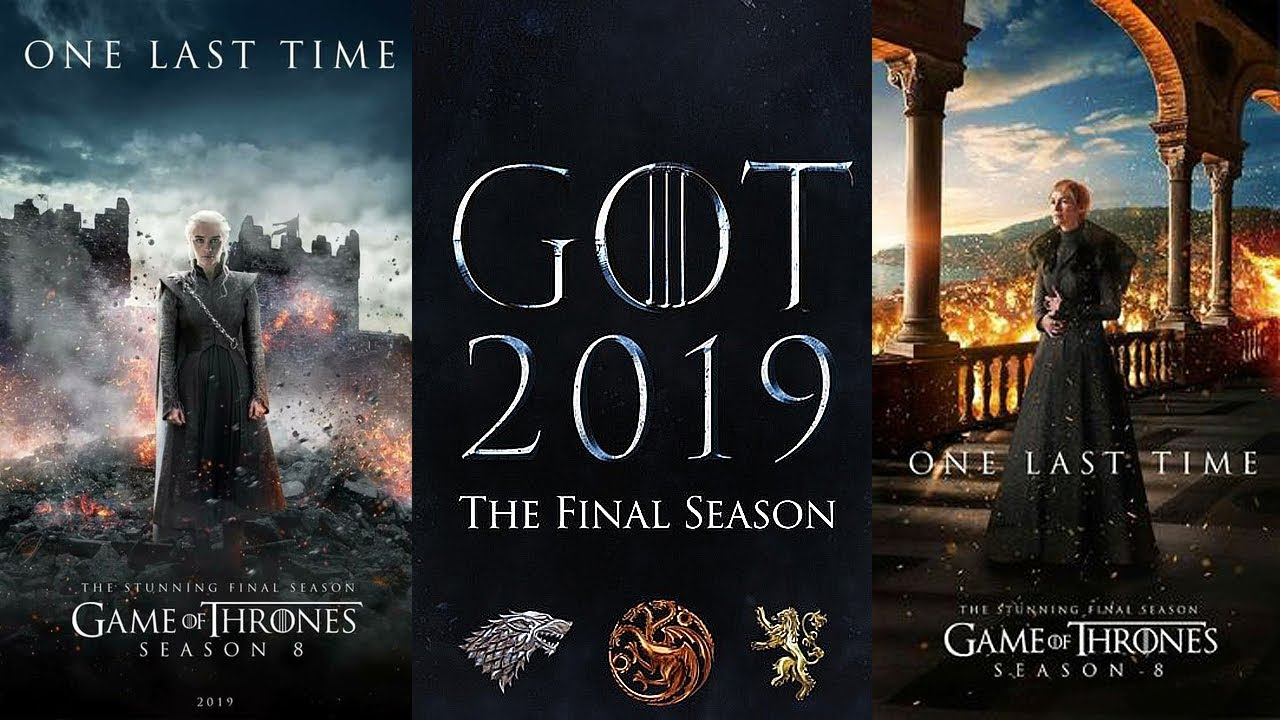 Game of Thrones Season 8 HBO