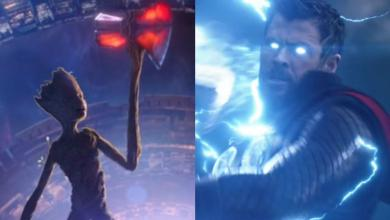Photo of Infinity War – Here's Why Groot (of all people) Lifted Thor's Hammer