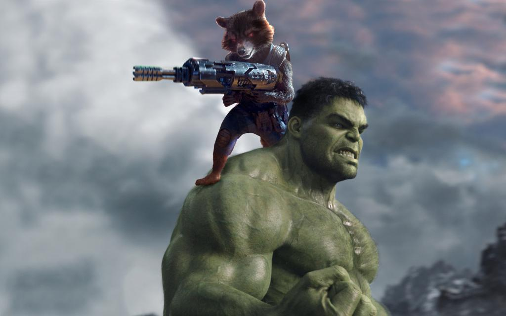 Mark Ruffalo Hulk Endgame