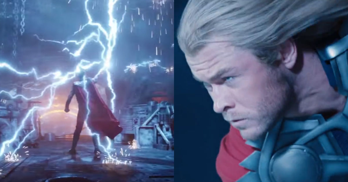 Secret to Thor's Power