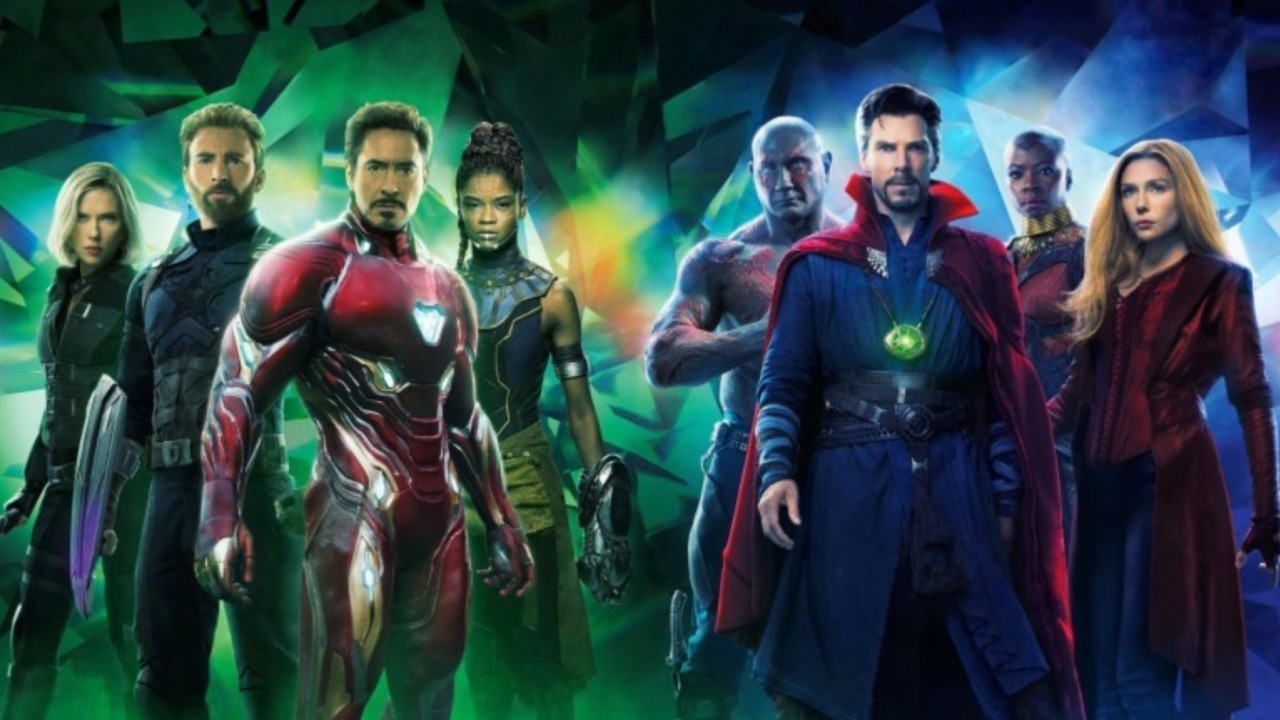 Avengers: Infinity War Doctor Strange
