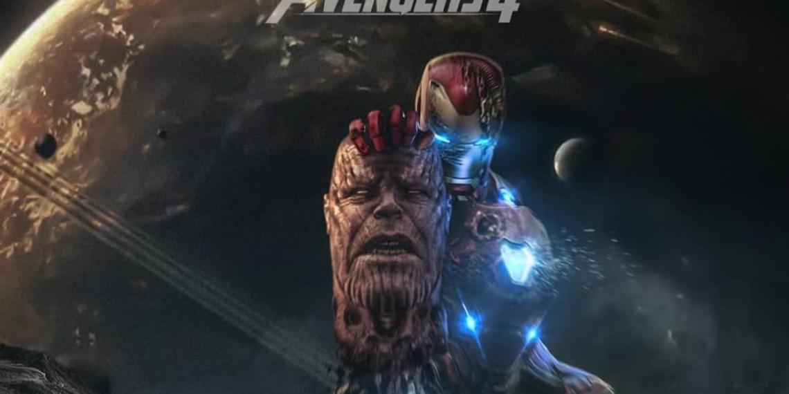 Stunning 'Avengers 4' Fan Art Shows Iron Man Holding Thanos' Severed Head