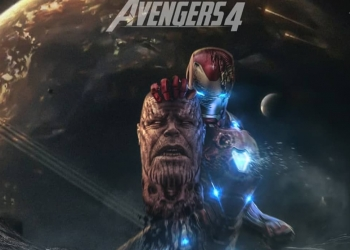 Stunning 'Avengers 4' Fan Art Shows Iron Man Holding Thanos' Severed Head