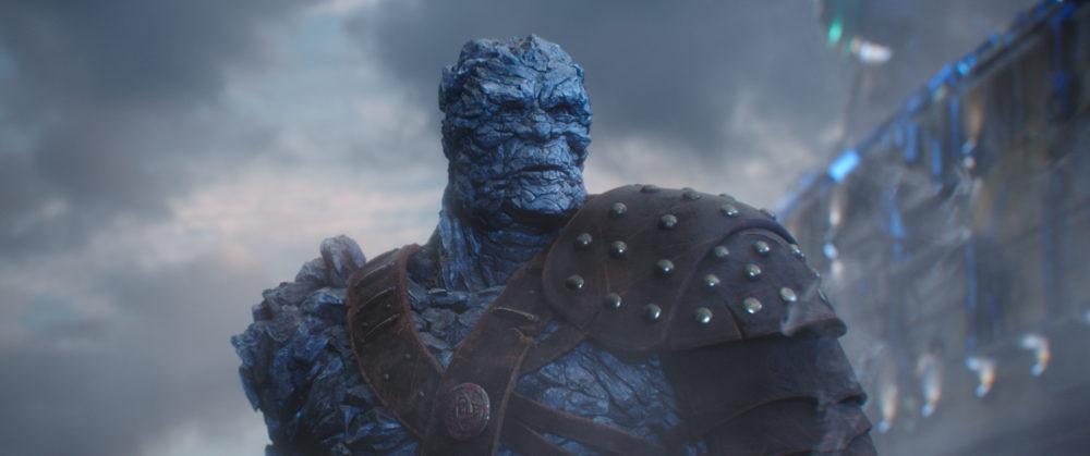 Photo of Marvel Promo – Korg Returns in a New Revolution Which is the Best Thing Ever