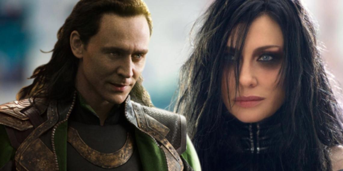 Avengers 4 Loki Hela