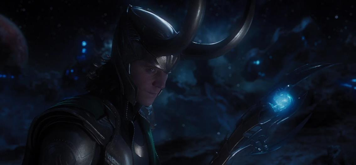 Avengers: Endgame Chris Hemsworth Loki