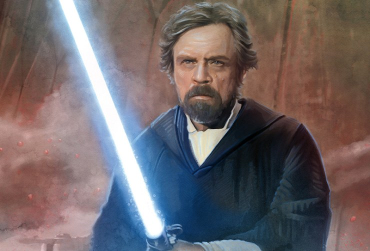 Photo of Star Wars Episode 9 Theory Reveals Flashback of Luke Skywalker at Full Power