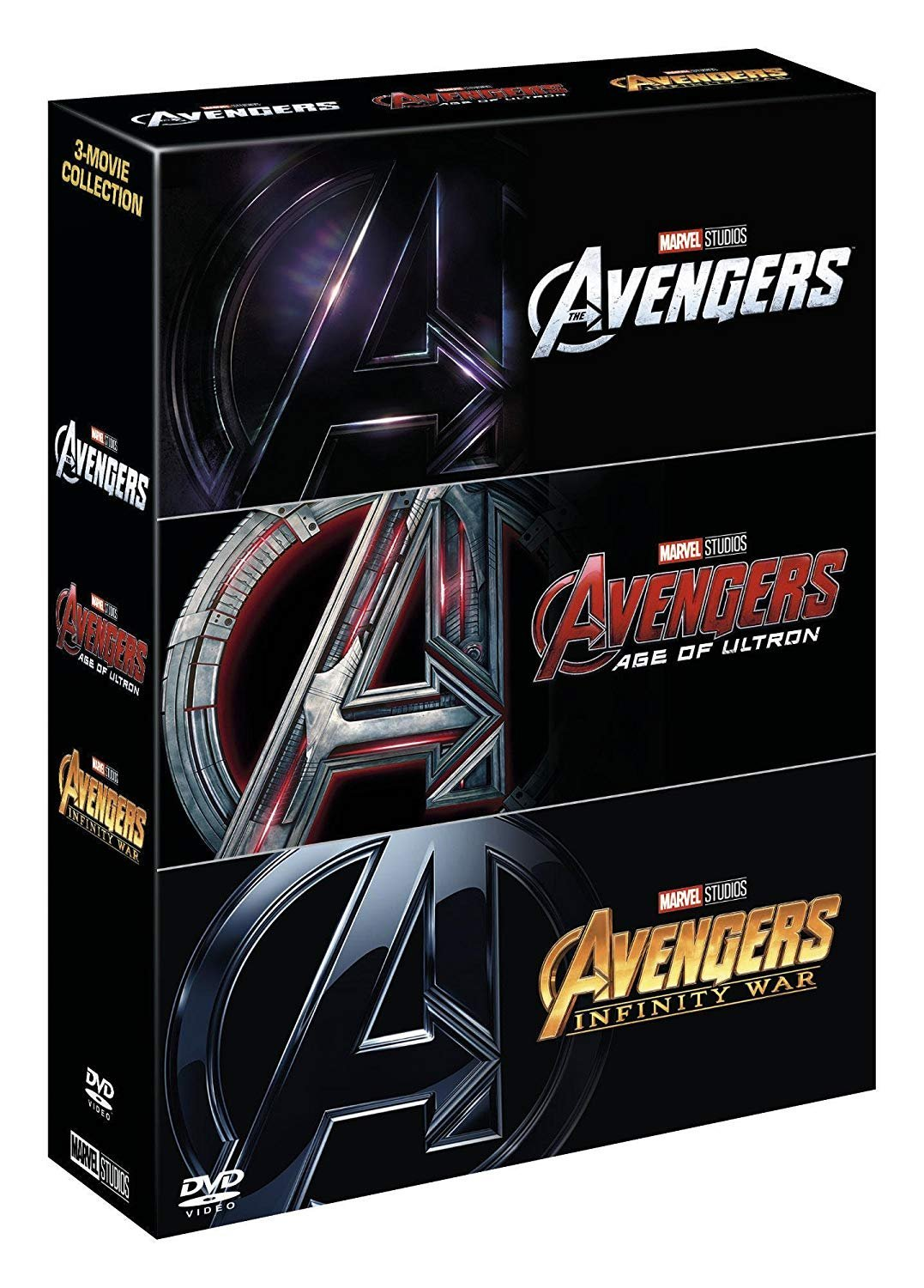 Marvel 'The Avengers' Box Set
