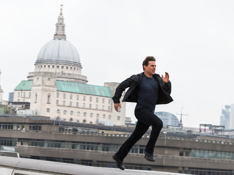 Tom Cruise Highest Grossing Movies