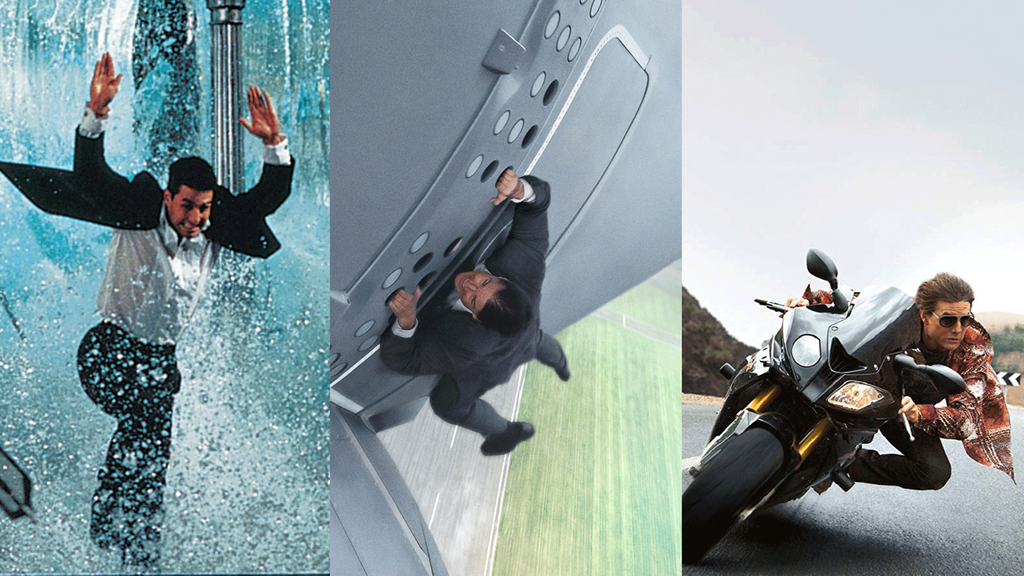 The Mission: Impossible Franchise is Going to Space Next