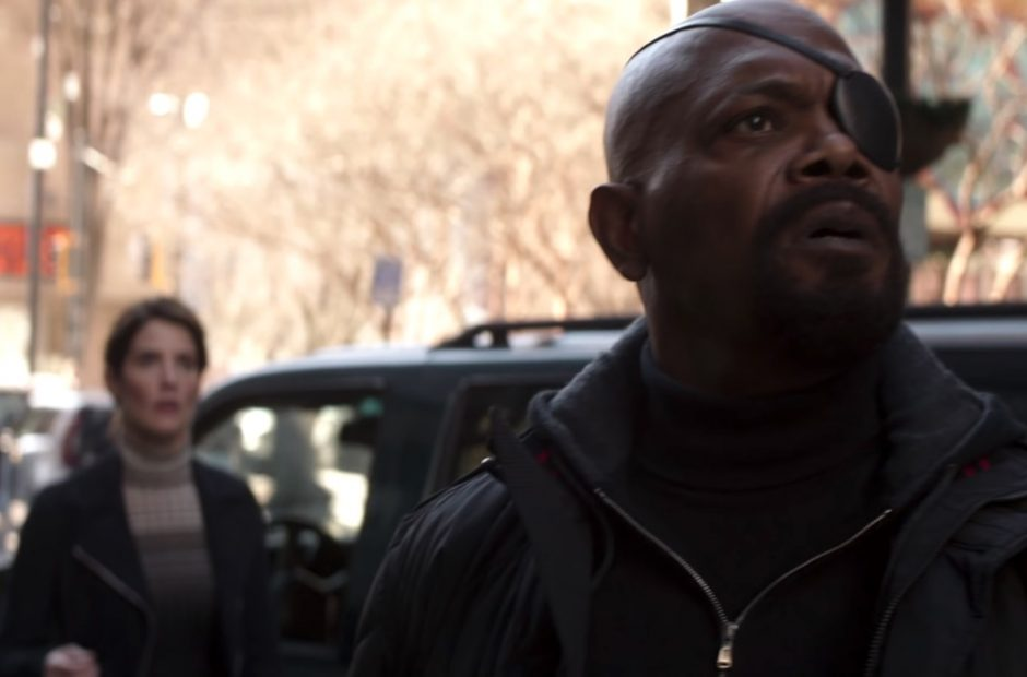 Nick Fury Avengers: Infinity War Marvel