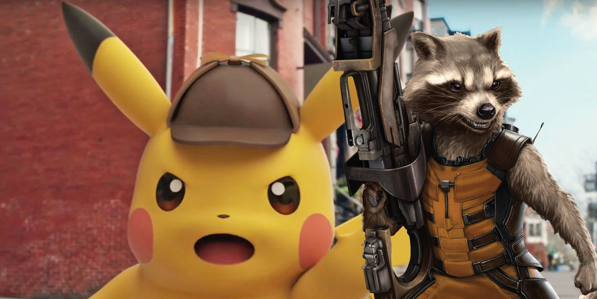 Photo of Detective Pikachu's Pikachu Will be as Realistic as GOTG's Rocket Raccoon