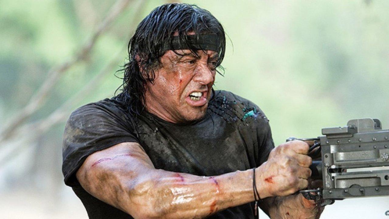 Rambo 5 Sylvester Stallone