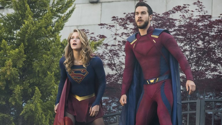 Arrowverse Lex Luthor Supergirl