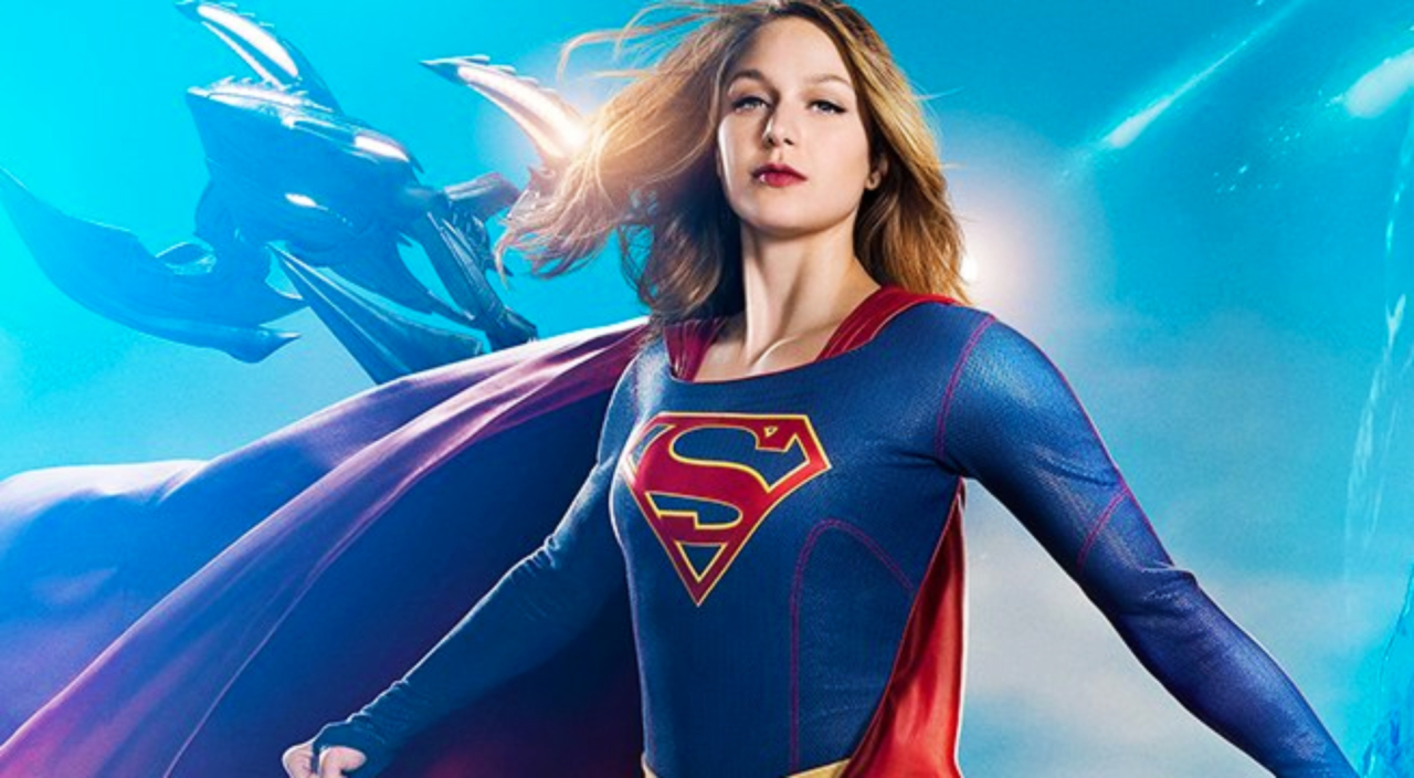 Superman Supergirl WB