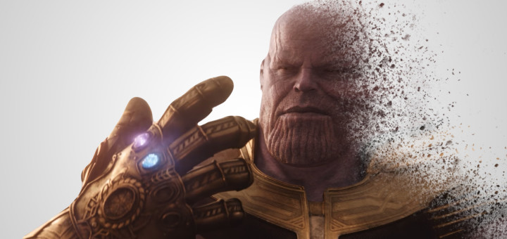 Photo of Avengers 4 Fan-Art Shows Mad Titan 'Thanos' Turning Into Dust
