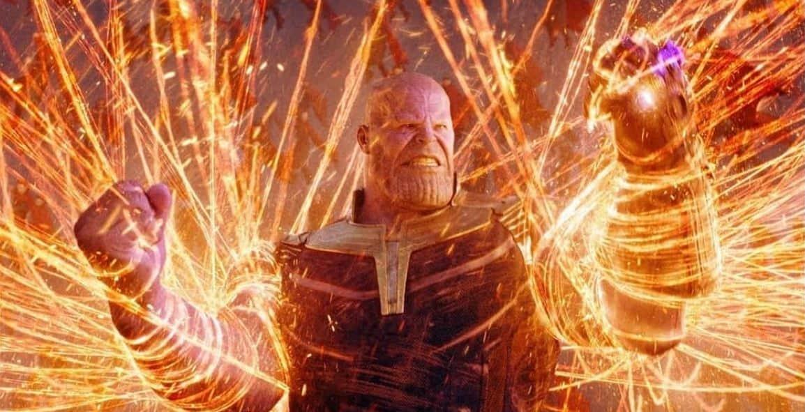 Avengers: Infinity War Doctor Strange vs Thanos