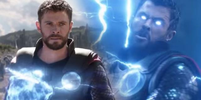 Avengers: Infinity War Thor Bor
