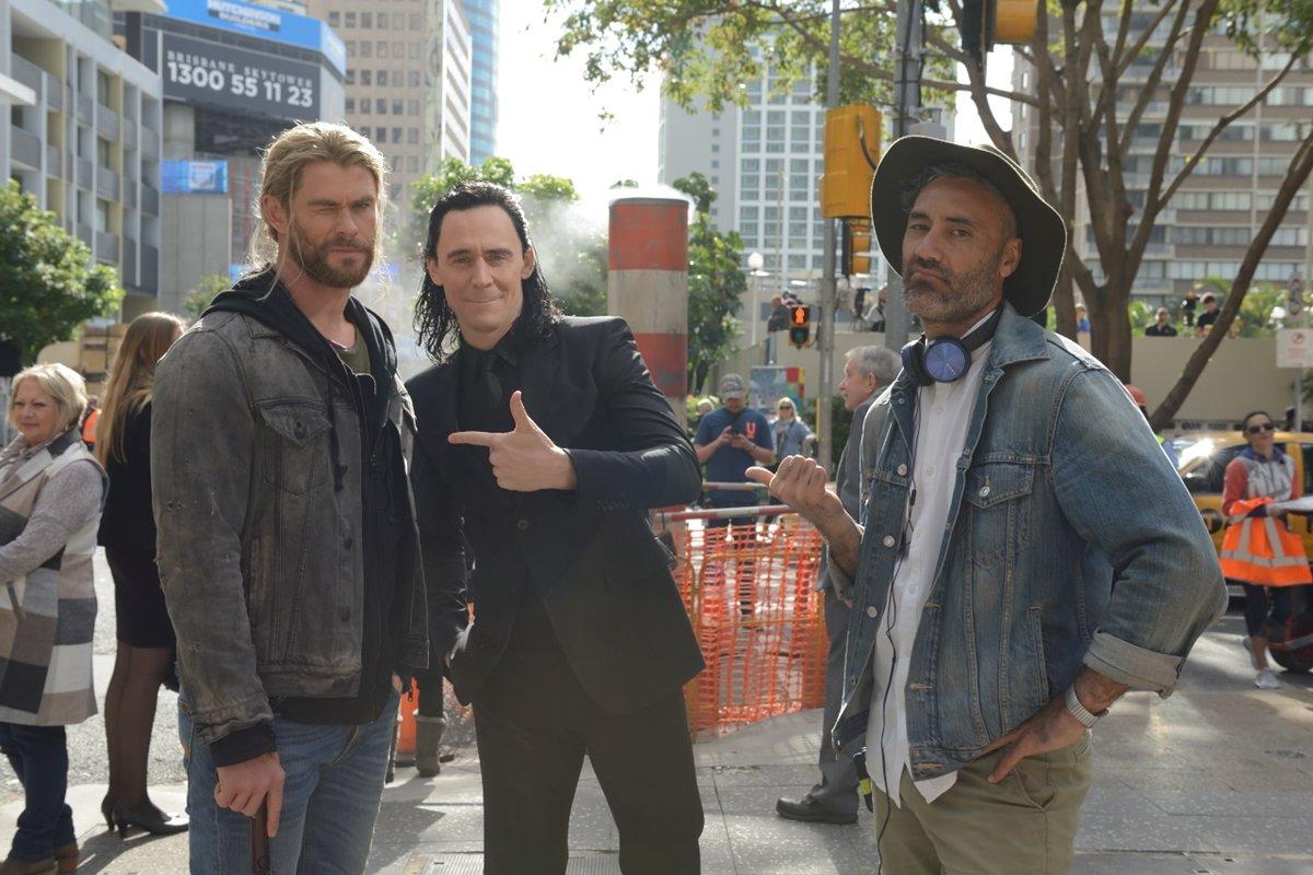 Avengers: Endgame Chris Hemsworth MCU