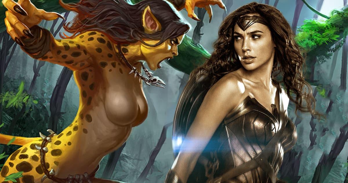 Photo of Wonder Woman 1984 – First Look at Cheetah Taking on Wonder Woman Leaks Online