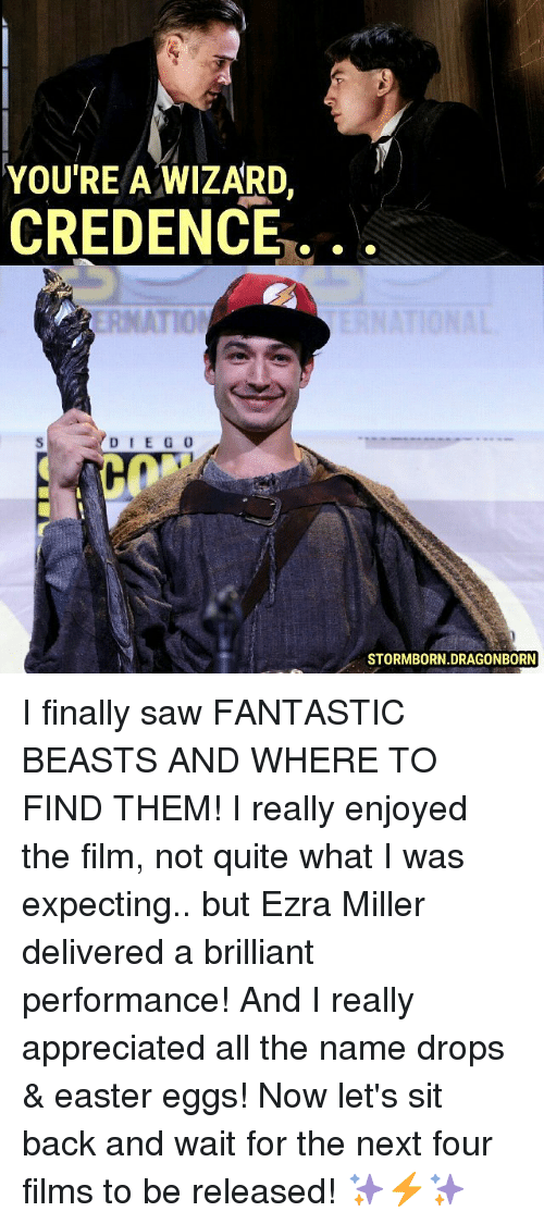 30 Hilarious Fantastic Beasts Memes That Will Make You