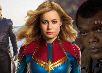 Captain Marvel: First Look