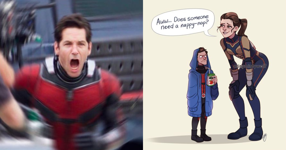 Photo of 33 Funniest Ant-Man And The Wasp Memes That Will Make You Laugh Hard