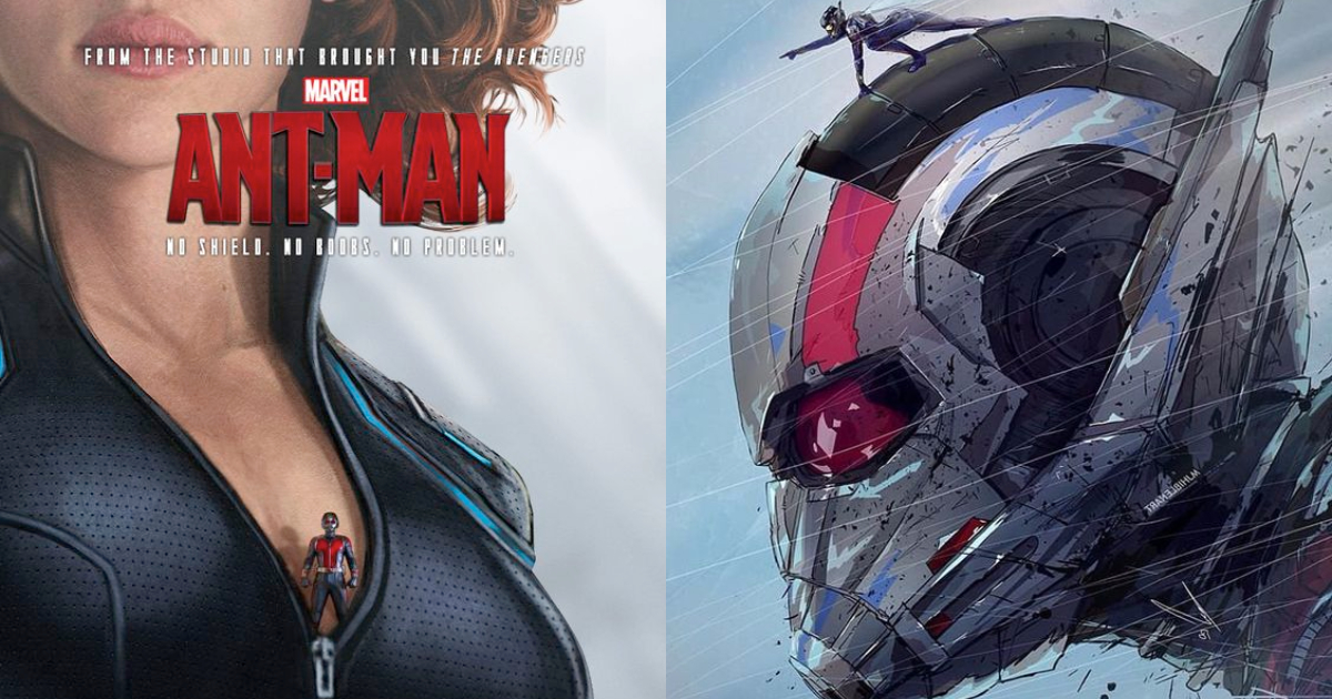 Photo of 25 Spectacular Ant-Man Fanart Images That You Must See