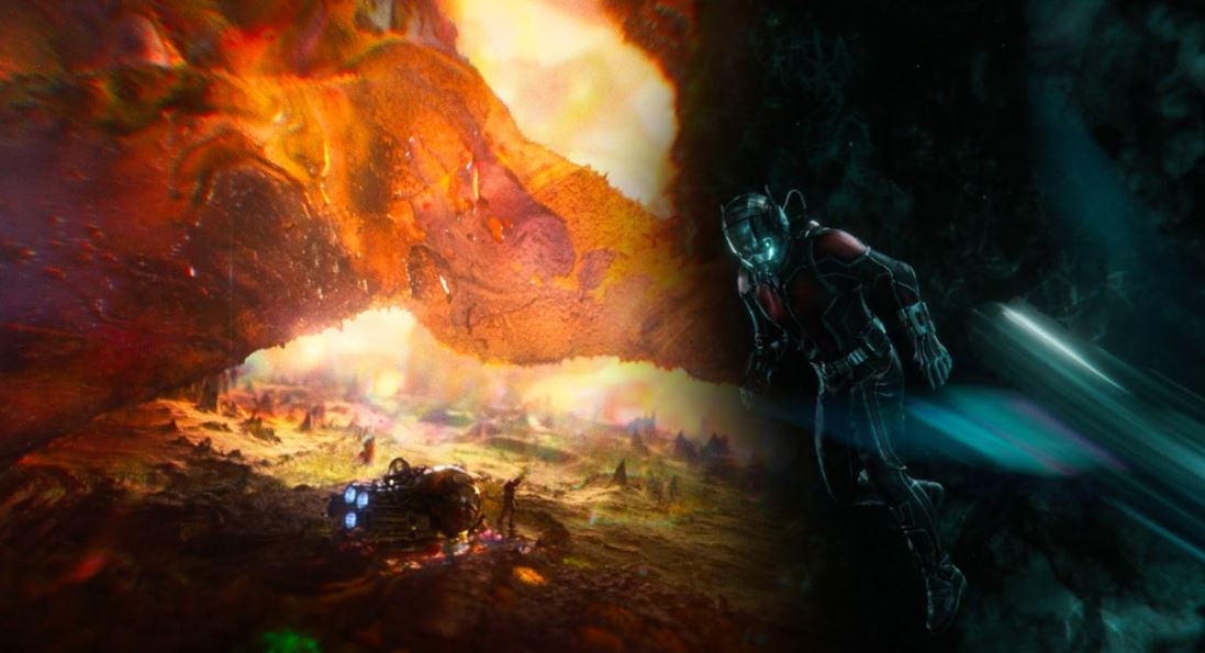 Photo of Ant-Man And The Wasp Deleted Scenes Reveal a Mysterious Entity in The Quantum Realm