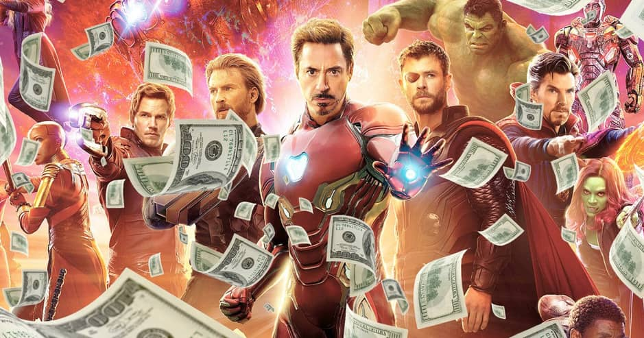 Photo of Avengers: Infinity War Finishes at 4th Highest at the Domestic Box-office