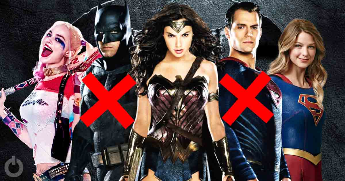 Photo of The DCEU is Over And WB Look to Focus on a Female Centric Universe