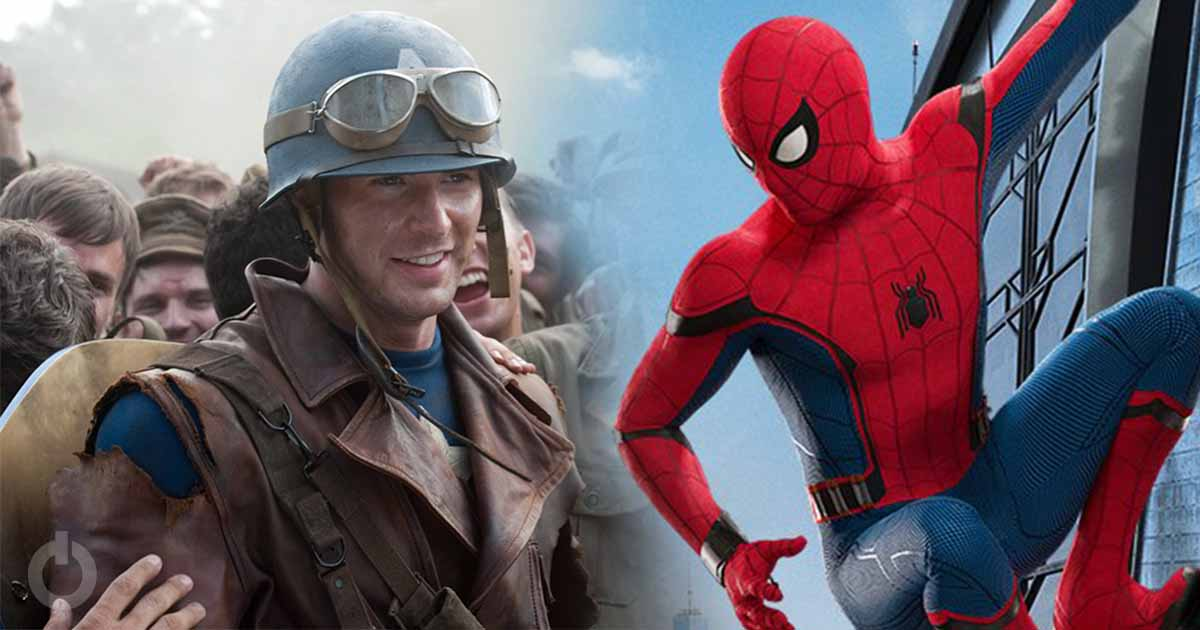 Photo of 'Spider-Man: Homecoming' Concept Art Reveals Scrapped Captain America Cameo