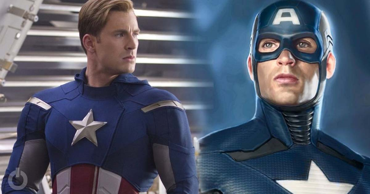 Photo of The Avengers: Alternate Suit For Captain America Looks Way Better Than The Original