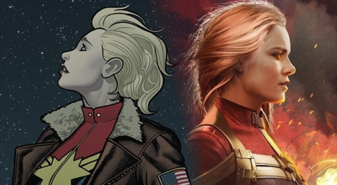 Photo of Captain Marvel: Brie Larson's Amazing New Workout Photo Has Gone Viral