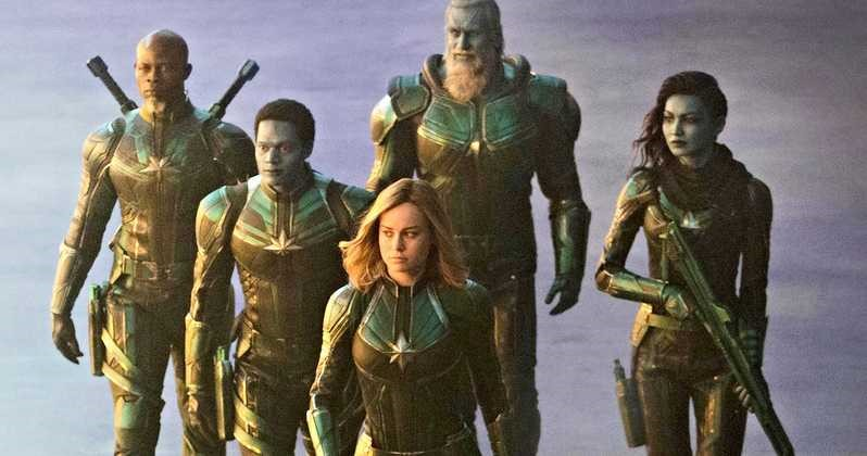 Photo of Captain Marvel Theory: It's A Prequel To The MCU's Secret Invasion Plot!
