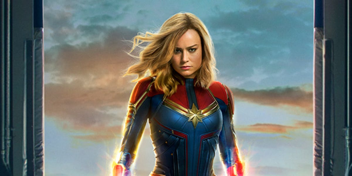 Photo of Captain Marvel First Official Trailer Gets A Mind-Blowing Animated Touch
